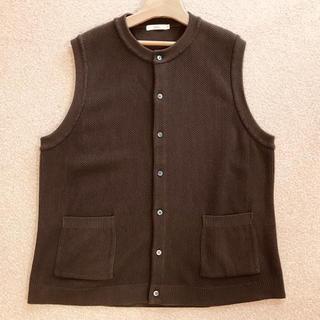 COMOLI - YASHIKI Tsukushi Knit Vest