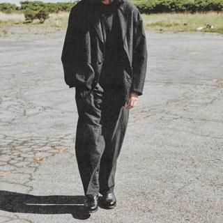 COMOLI - COMOLI 20AW ウールシルク セットアップ   コモリ
