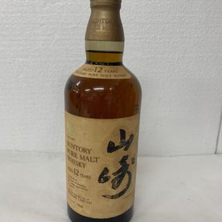 サントリーピュアモルトウイスキー山崎12年 760ml