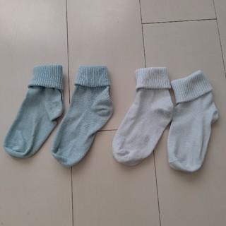 ボンポワン(Bonpoint)のbonpoint ボンポワン 定番三つ折りソックス T6(靴下/タイツ)