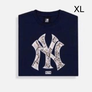 kith NY Yankees ロンT(Tシャツ/カットソー(七分/長袖))