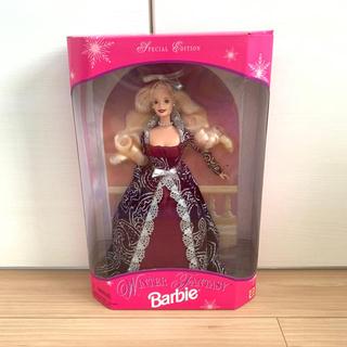 バービー(Barbie)の【専用】Winter Fantasy & glinda Barbie set(ぬいぐるみ/人形)