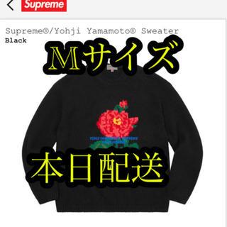 シュプリーム(Supreme)のSupreme/Yohji Yamamoto® Sweater Mサイズ(ニット/セーター)