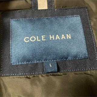 コールハーン(Cole Haan)のコールハーン メンズ ダウンコート Lサイズ コストコ(ダウンジャケット)