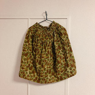 ドットアンドストライプスチャイルドウーマン(Dot&Stripes CHILDWOMAN)の10/22マデ値下 ▼▽ コーデュロイスカート(ひざ丈スカート)