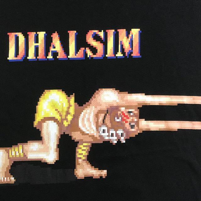 UNIQLO(ユニクロ)のUT Capcom DHALSIM Street Fighter Tシャツ メンズのトップス(Tシャツ/カットソー(半袖/袖なし))の商品写真