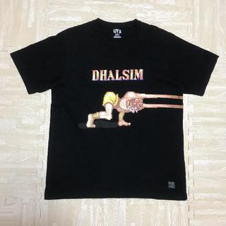 UNIQLO - UT Capcom DHALSIM Street Fighter Tシャツ