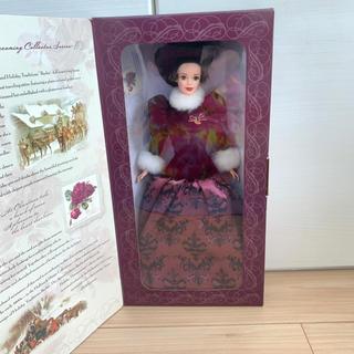 バービー(Barbie)のHoliday Traditions Barbie  90,s ヴィンテージ(ぬいぐるみ/人形)