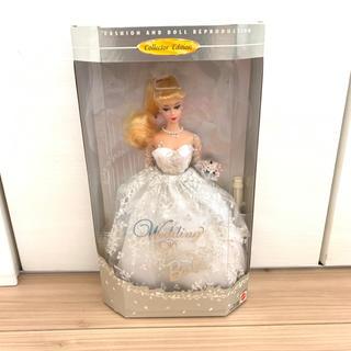 バービー(Barbie)の復刻限定版 Wedding Day Barbie ヴィンテージ(ぬいぐるみ/人形)