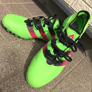 アディダス(adidas)の【廃盤モデル!】アディダス エース16(シューズ)