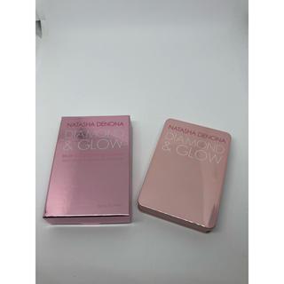 セフォラ(Sephora)のNATASHA DENONA☆Mini Diamond &グロー チーク デュオ(フェイスカラー)