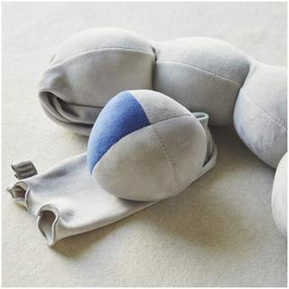 ミズノ(MIZUNO)のMIZUNO  ダンベルボール ボルレッチ サンク(エクササイズ用品)