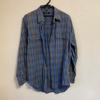 クリスチャンディオール(Christian Dior)のChristian Dior check shirt M(シャツ)