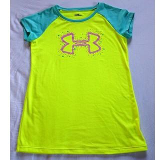 アンダーアーマー(UNDER ARMOUR)のアンダーアーマー 半袖シャツ 140(Tシャツ/カットソー)