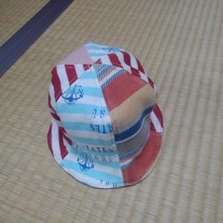 アンパサンド(ampersand)のベビー 帽子 44(帽子)