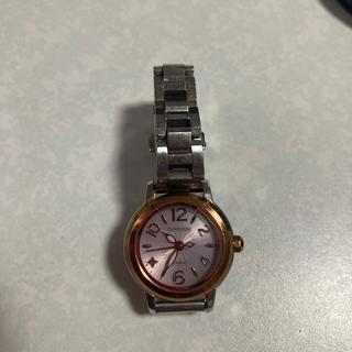 カシオ(CASIO)のSHEEN/シーン/ソーラー腕時計/腕時計/アナログ/SHE-4502(腕時計)