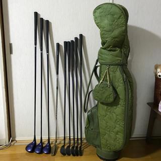 ミズノ(MIZUNO)のゴルフセット レディース(クラブ)