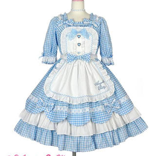 Angelic Pretty - Heart cafe