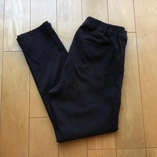 ムジルシリョウヒン(MUJI (無印良品))の無印良品 レギンスパンツ 黒 Lサイズ(レギンス/スパッツ)