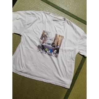 サンリオ(サンリオ)のSanrio Tシャツ レディース M ケロッピ バツ丸(Tシャツ(半袖/袖なし))