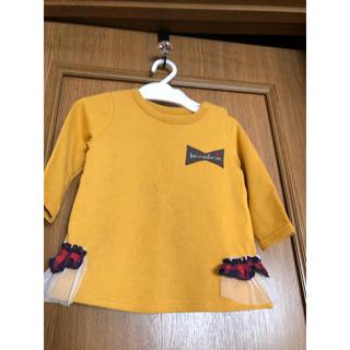 フタフタ(futafuta)のfutafuta 長袖 トレーナー 90(Tシャツ/カットソー)