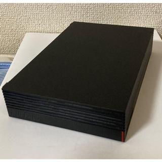 (値下交渉可)バッファロー外付けHDD 4TB HD-NRLD4.0U3-BA