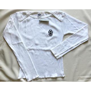 クロムハーツ(Chrome Hearts)のCHROME HEARTSクロームハーツTシャツ新品タグ付未使用レディースキッズ(シャツ/ブラウス(長袖/七分))