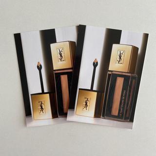 イヴサンローランボーテ(Yves Saint Laurent Beaute)のイヴサンローラン新品*タンアンクルドポー(ファンデーション)