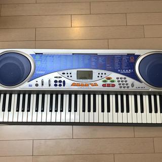 カシオ(CASIO)のカシオ ヒカリナビゲーションキーボード(キーボード/シンセサイザー)