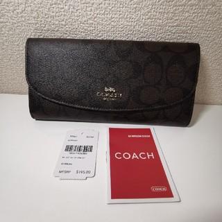 COACH - コーチ長財布レディース長財布f52601