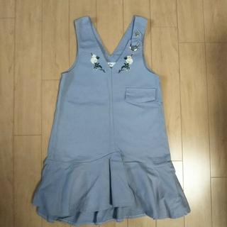 ジャンパースカート 140(スカート)