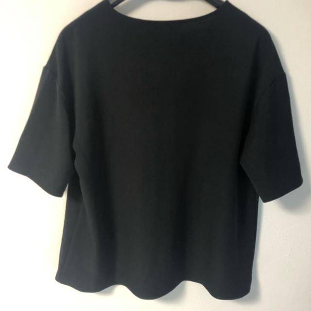 UNIQLO(ユニクロ)のユニクロ トップス カットソー レディースのトップス(カットソー(半袖/袖なし))の商品写真
