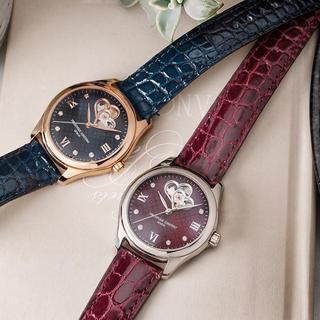 フレデリックコンスタント(FREDERIQUE CONSTANT)のレディースオートマティック(腕時計)
