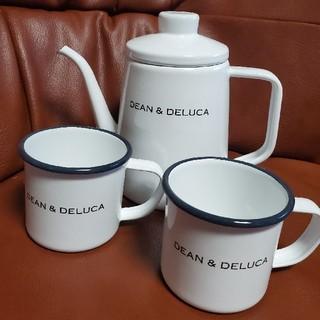 ディーンアンドデルーカ(DEAN & DELUCA)のDEAN&DELUCA ティーセット ポット マグカップ(グラス/カップ)