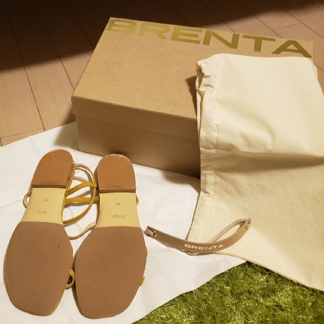L'Appartement DEUXIEME CLASSE(アパルトモンドゥーズィエムクラス)の裏ばり済み❗FRAMeWORK サンダル インポート サンダル サイズ36 レディースの靴/シューズ(サンダル)の商品写真