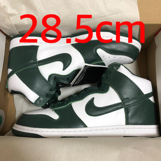 NIKE - nlke dunk high spartan green 28.5cm