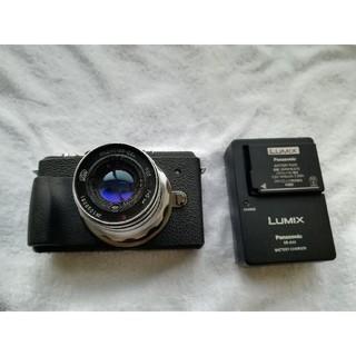 Panasonic - ミラーレスカメラ ロシアレンズセット