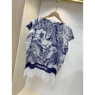 ディオール(Dior)の《DIOR/ディオール》  ポンチョ カシミヤ タロット(ニット/セーター)