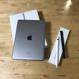 Apple - iPad 第6世代32GB apple pencil 第1世代セット