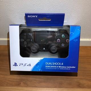 プレイステーション(PlayStation)のPS4用ワイヤレスコントローラー/DUALSHOCK4(家庭用ゲーム機本体)