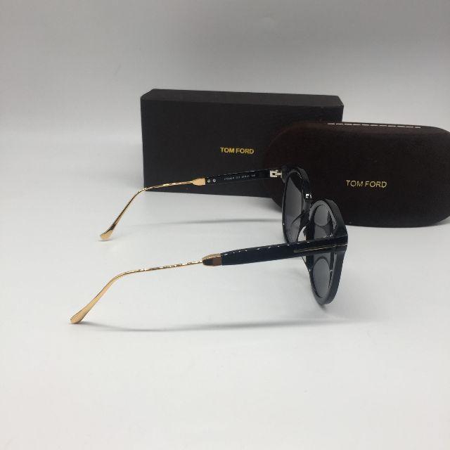 TOM FORD(トムフォード)のTOM FORD トムフォード TF0642 サングラス 黒色 メンズのファッション小物(サングラス/メガネ)の商品写真