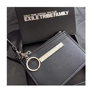 エグザイル トライブ(EXILE TRIBE)のEXfamilyパスケース(パスケース/IDカードホルダー)