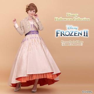 シークレットハニー(Secret Honey)のシークレットハニー ハーベスト フェスティバル アナ雪2 仮装 麦ドレス(衣装一式)