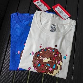 CHUMS - 【新品】 ドーナッツTシャツ 2枚セット 【CHUMS】