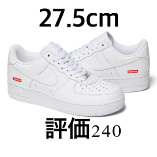 Supreme - 27.5 Supreme Nike® Air Force エアフォース