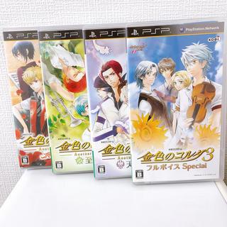 Koei Tecmo Games - 金色のコルダ3 4本セット