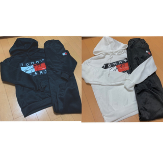TOMMY HILFIGER - TOMMY トミー セットアップ