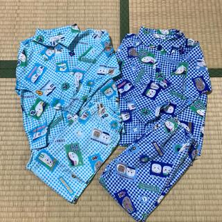サンリオ(サンリオ)の[薄手]長袖パジャマ2枚セット(100サイズ)(パジャマ)