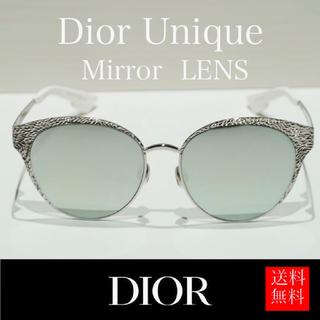 ディオール(Dior)の【新品】 Dior ディオール Unique 010KP シルバー(サングラス/メガネ)