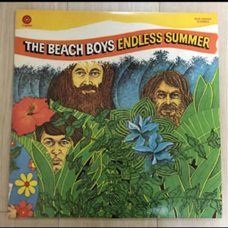 レコード THE BEACH BOYS ENDLESS SUMMER